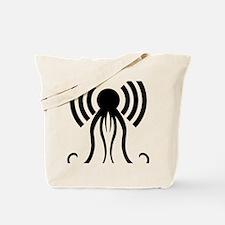 hp-podcast-black Tote Bag