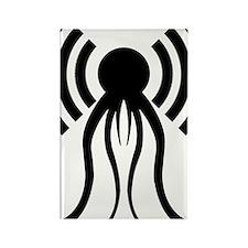 hp-podcast-black Rectangle Magnet
