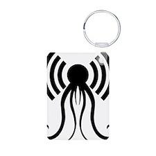 hp-podcast-black Keychains