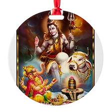 LORD SHIVA SHIV SHANKAR GANESHA Ornament