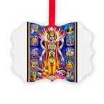 LORD VISHNU SATYANARAYAN AVATARS Ornament