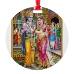 Lord Ram Seeta Swayamwar Ornament