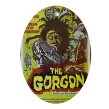 The Gorgon Oval Ornament