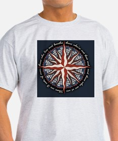 compass-rose4-CRD T-Shirt