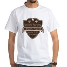 Brown Thanksgivukkah Shirt