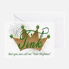 tink Greeting Card