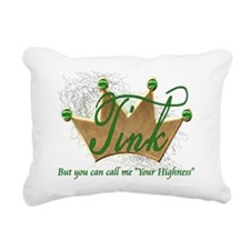 tink Rectangular Canvas Pillow