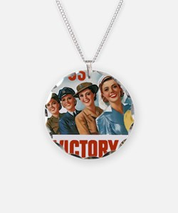 Join Us in a Victory Job Necklace