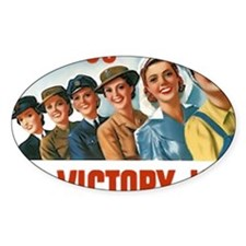 Join Us in a Victory Job Decal