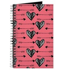 Cute Hearts Journal