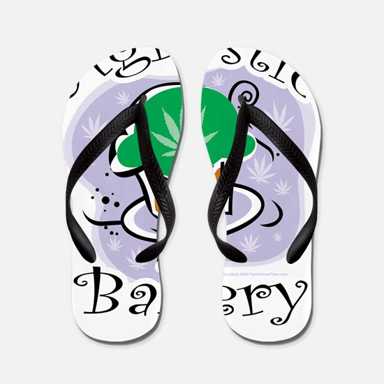 Agrestic-Bakery Flip Flops