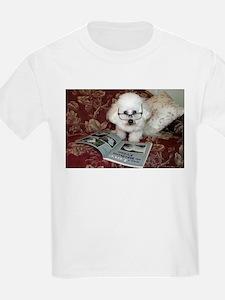 You just Gotta Love a Bichon  Kids T-Shirt