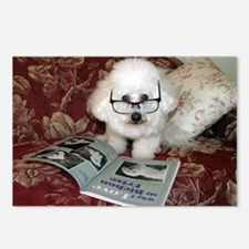 You just Gotta Love a Bichon  Postcards (Package o