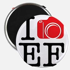 I Shoot EF (Canon) Photo Magnet