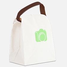 I_Shoot_EF_Green Canvas Lunch Bag