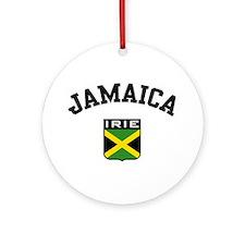 Jamaica Irie Ornament (Round)