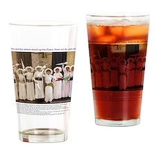WILPF calendar Drinking Glass