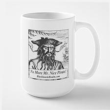Blackbeard's Stuff Large Mug