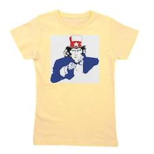Uncle Sam  Girl's Tee