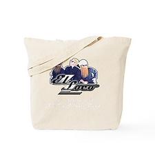 bk back tim Tote Bag