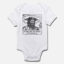 Blackbeard's Stuff Infant Bodysuit