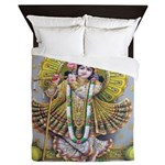 Krishna Queen Duvet
