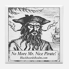 Blackbeard's Stuff Tile Coaster
