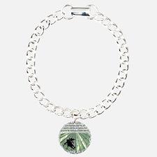 BetterMen Charm Bracelet, One Charm