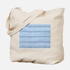 Cardiac V-Fib 2 Tote Bag