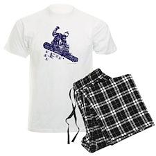 Snow-Boarder Pajamas