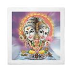 Ganesh Shiva Queen Duvet
