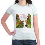 Wild Parrots Jr. Ringer T-Shirt