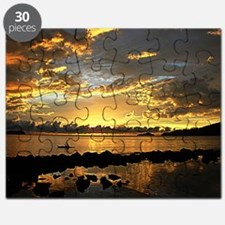Alone In The Dusk_912 Puzzle