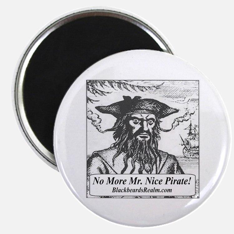 Blackbeard's Stuff Magnet