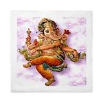 Ganesh Dancing Queen Duvet