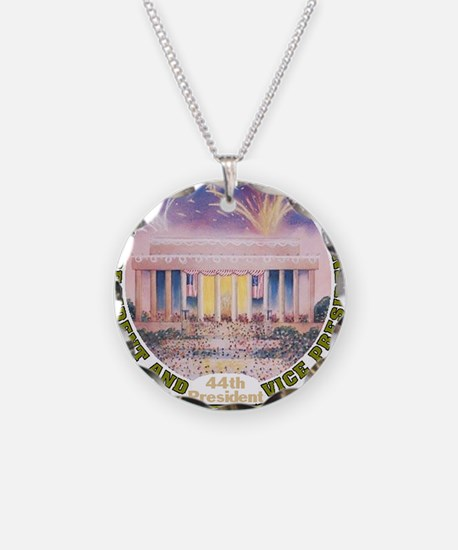 Inaug 44th President Necklace