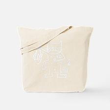 Aztec_0011_w Tote Bag