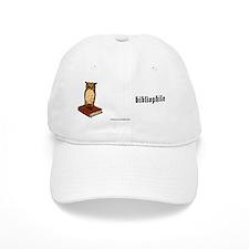 Bibliophile Logo Mug Baseball Cap