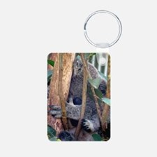 2-Koko 161a Aluminum Photo Keychain