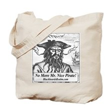Blackbeard's Stuff Tote Bag
