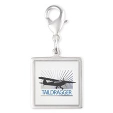 Aircraft Taildragger Charms
