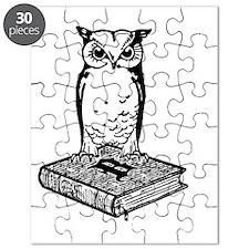2Bibliophile Logo 2-Tone (dark) Puzzle