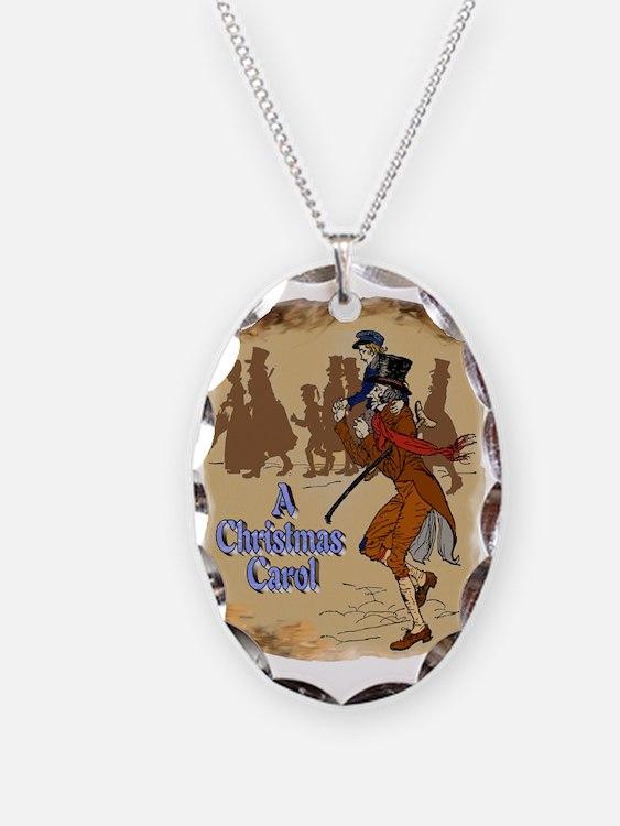 MAS Tiny Tim/Bob Crachit Necklace