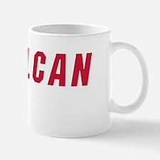 3-vulcanlanding2black Mug