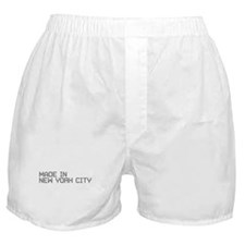 MADE IN NYC Boxer Shorts