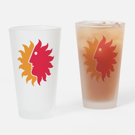 Fun to the Sun Drinking Glass