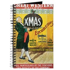 Great Western Railway Christmas Excursions Journal