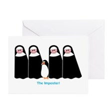 The Imposter Greeting Cards (Pk of 10)