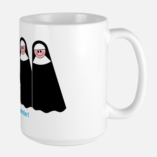 The Imposter Large Mug