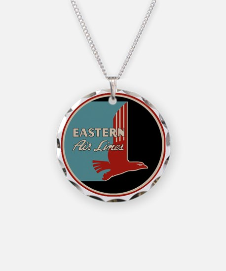 Eastern Airlines Necklace
